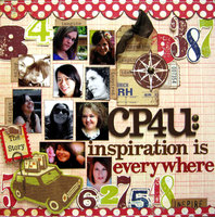 CP4U: Inspiration Is Everywhere