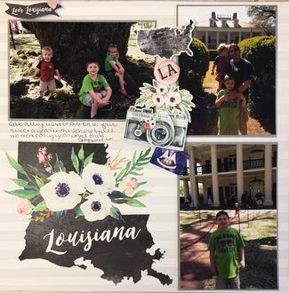Louisiana Adventure