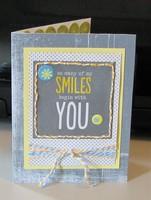 Gray Smiles Card