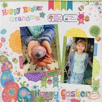 Happy Easter Grandma