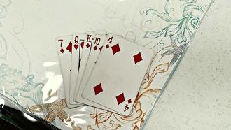 NSD Poker hand