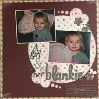 A Girl & Her Blankie (May Foodie Challenge)