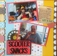 Scooter Snacks