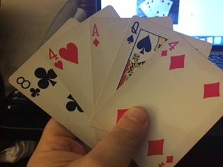 Scrapbook Poker