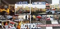 Lights Motors Action!