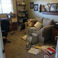 Scrap room after NSD