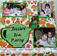 Jessie's Tea Party Guests 1