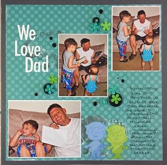 We Love Dad
