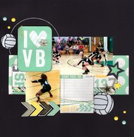 I {heart} Volleyball