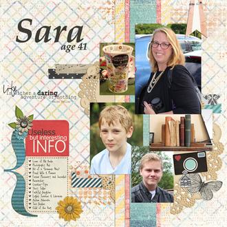 Sara age 41