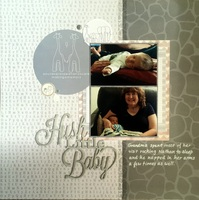 Hush Little Baby (NSD CarrieG Challenge #1)