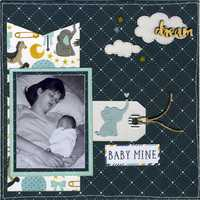 Baby Mine (Carrie's NSD challenge #1)