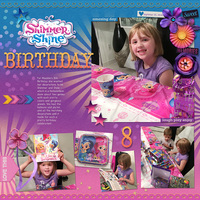 A Shimmer and Shine Birthday