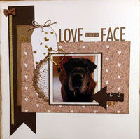 Love this Face (May 2017 Guest Designer Challenge #3)