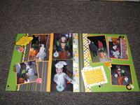 Costumes, pumpkins & Candy