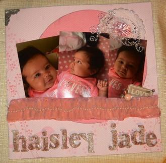 Haisley Jade