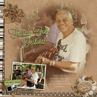 Florida Folk Festival 2014 #2
