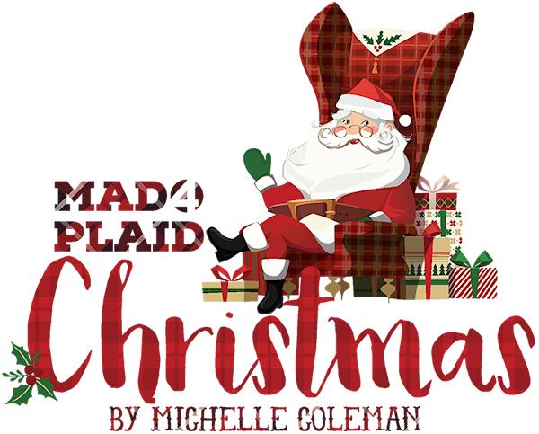 Mad 4 Plaid Christmas Photoplay