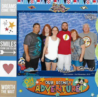 Our Disney Adventure