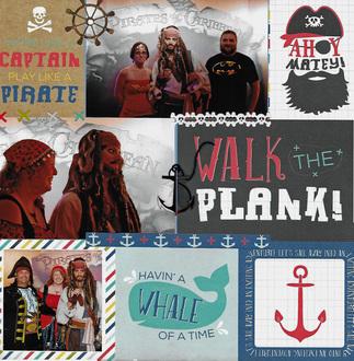 Play Like a Pirate!