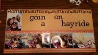 goin on a hayride