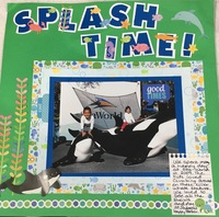 Splash Time!