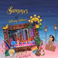 Summer at Disney World
