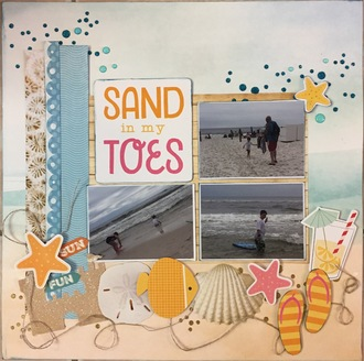 Sand In My Toes