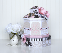 Wedding Gazebo Gift Box