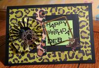 Birthday Card using Brandy's sketch 30/30 day20