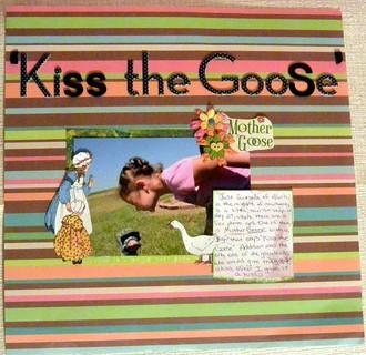 Kiss the Goose MMC #3