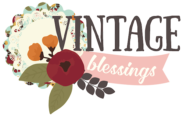 Vintage Blessings Simple Stories