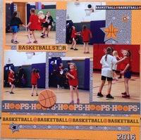 Basketball Star/ 30-30 Day 17