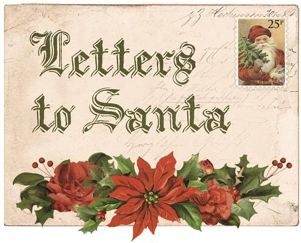 Letters To Santa KaiserCraft Kaiser Craft