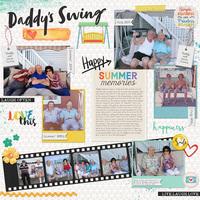Daddy's Swing