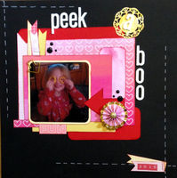 peek a boo (July 2017 Title Challenge)