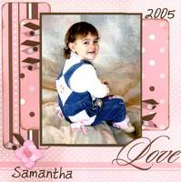Samantha at 2