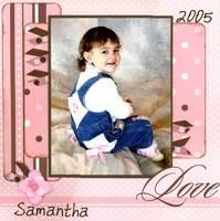 Samantha at 2