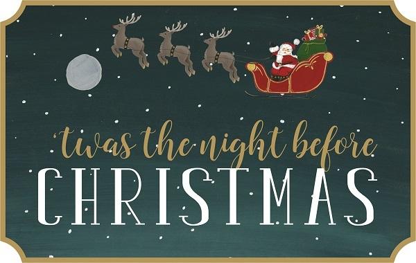 Twas The Night Before Christmas Echo Park