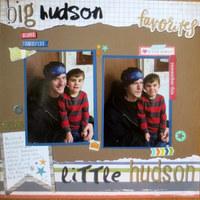 Big Hudson Little Hudson
