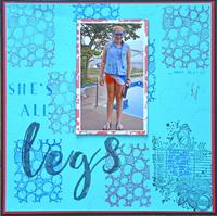 She's All Legs