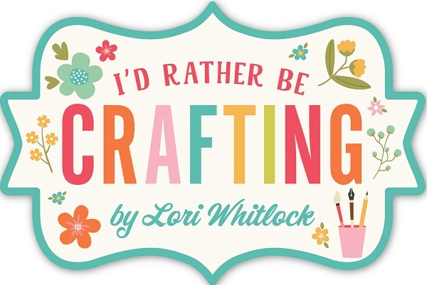 I'd Rather Be Crafting Echo Park Id Rather Be Crafting