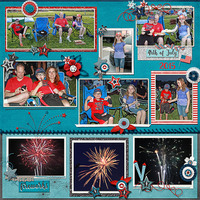 4th of July - 2015