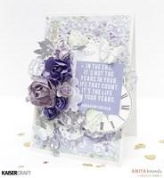 Lilac Whisper Card
