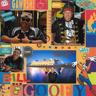 Bill A.K.A. GOOFY