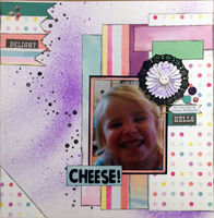Cheese! (July 2017 3 In A Row Challenge)