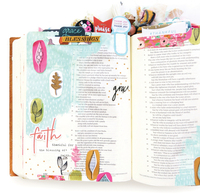 Bible Journaling by Shanna Noel