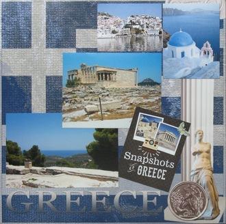 Snapshots of Greece