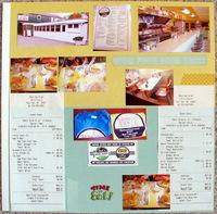 diner left