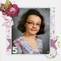 Abby 5th Grade
